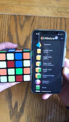 This app let's you solve ANY Rubik's cube