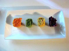 Gourmet Baby Food: Baby mash rainbow