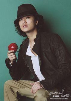 彡★ JinAkanishi✩Thailand ★彡 - Jin Akanishi; Jin Akanishi, Kento Nakajima, Man Birthday, Beautiful People, Pretty, Templates, Man Birthday Parties