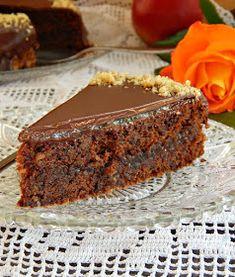 Jekin Kapric : Saher torta sa orasima Pastry Recipes, Baking Recipes, Cake Recipes, Dessert Recipes, Croatian Recipes, Bosnian Recipes, Torte Recipe, Kolaci I Torte, Torte Cake