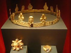 Early Medieval Circlet from a Royal Lady's burial vault - Official and Historic Crowns of the World and their Locations: Croatia 32 Austria 33 Czech Republic 34 Sweden 35 Finland 36