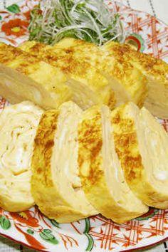 調理師直伝!めんつゆだし巻き卵の黄金比率の画像