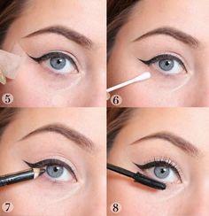 nice Дневной макияж для голубых глаз (50 фото) — Тенденции, пошаговые инструкции Читай больше http://avrorra.com/dnevnoj-makiyazh-dlya-golubyx-glaz-foto-poshagovo/