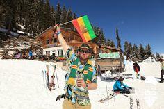 Rompa's Reggae Shack, Snowbombing, Mayrhofen, Austria