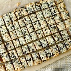 Great snack - chewy granola bars.