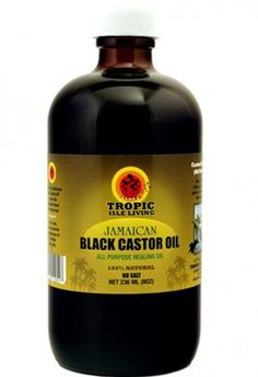 It Claims / The Hype: Jamaican Black Castor Oil is generally used as a hot oil treatment or used to combat dry damaged hair, hair growth i. Long Natural Hair, Natural Hair Growth, Natural Hair Styles, Natural Skin, Long Hair, Natural Girls, Going Natural, Natural Life, Thin Hair