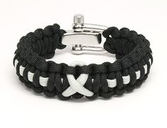 Show your support! This week, #SurvivalStraps has released a new White Ribbon strap! Like all of our gear, Survival Straps uses the finest military spec paracord that looks awesome and may save your hide! http://www.survivalstraps.com/ribbon-collection/white-ribbon.html $27.95