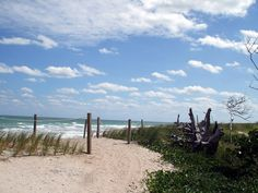 Port St. Lucie, FL : Port St. Lucie beach