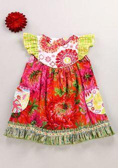 0d054d518 Matilda Jane Platinum TROPICS FLUTTER DRESS Big Girl Clothes, Matilda Jane,  Art Fair,