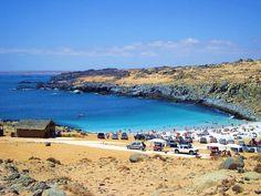 Playa la Virgen, III Region, Chile
