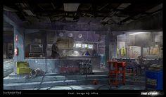 ~~ Massive Concept Art Dump - Art by Scribble Pad Studios & James Paick ~~