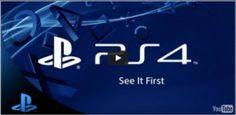 Sony will showcase their Playstation 4 @ E3!