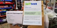 Υποχρεωτικά self test για εργαζόμενους σε σούπερ μάρκετ, λιανεμπόριο, εστίαση - Sahiel.gr