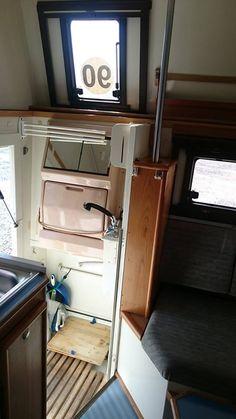 Action Mobil Pinzgauer 6x6 Camper