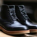 Alden boots for Leather Soul