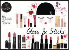 ESL - Lip Glosses and Lipsticks - neofundi Gloss Lipstick, Lipsticks, Esl, Mood Boards, Love Her, Packaging, Texture, Blog, Surface Finish