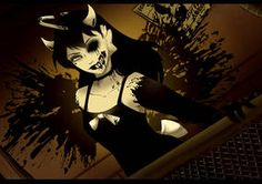 I'm Alice Angel by GamblingFoxinaHat Satanic Rituals, Alice Angel, Real Bodies, Drawing Games, Set Me Free, Bendy And The Ink Machine, New Chapter, Yandere, User Profile