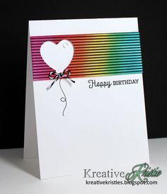 Kreative Kristie: Happy Birthday!