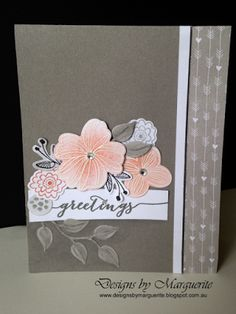 Designs by Marguerite: Charlotte Love Affair Continues.. Springtime Wishes Stamp Set and Springtime Wishes Thin Cuts