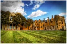 Ashton Court Mansion, Bristol, UK