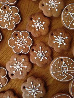 My last cookies Gingerbread Cookies, Desserts, Food, Gingerbread Cupcakes, Tailgate Desserts, Deserts, Eten, Postres, Dessert