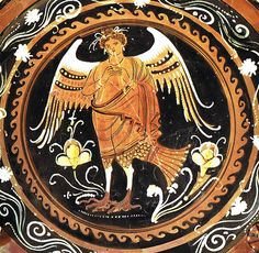 Siren -- In the religion of ancient Greece, this mythological creature was often associated with death as a deity who accompanied souls in the afterlife (psychopomp).