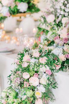 Pastel Unicorn Inspired Wedding