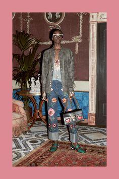 Gucci Pre-Fall 2016 Fashion Show