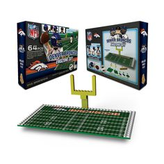 OYO NFL Endzone Set - Denver Broncos