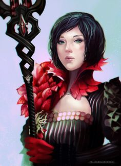 Aion Chanter by *FeliceMelancholie on deviantART