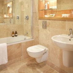 cream coloured bathroom collection