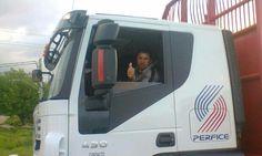 Mi tio en el camio