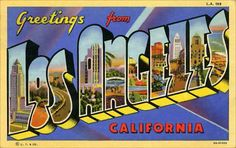 LA, LA Land