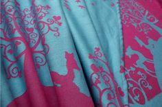 Kokadi Erna In Wonderland - love the exotic colours of this lovely