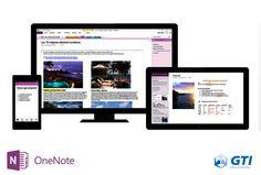 OneNote: Organiza las ideas de tus clientes de forma sencilla #gticloud #microsoftES