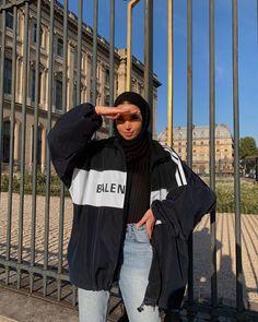Muslim Fashion 763993524273094295 - Source by savagebarbzz Modest Fashion Hijab, Modern Hijab Fashion, Street Hijab Fashion, Tokyo Street Fashion, Casual Hijab Outfit, Hijab Fashion Inspiration, Cute Casual Outfits, Muslim Fashion, Modest Outfits Muslim