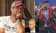 Klopp tells Wenger how he has turned good players into great ones as he bids to emulate invincibles Liverpool Fc Managers, Liverpool Squad, Liverpool Champions League, Joel Matip, Uefa Super Cup, Club World Cup, League Gaming