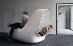 SleepBox por Caspar Lohner en HI-MACS