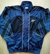 Reebok 90's Vintage Mens Tracksuit Top Jacket
