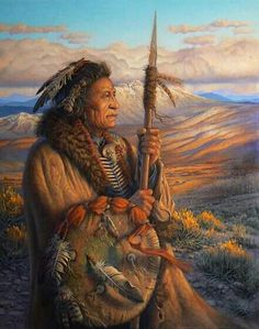 Native Americans Indians By Charles Fizzell