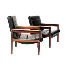 original Crannac lounge chairs