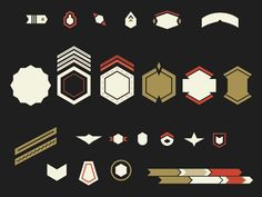 Bivouac Badges by Bethany Heck