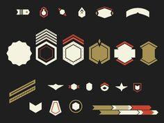 Bivouac Badges