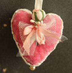 my velvet obsession continues. all the velvet hearts are ready for the shop update tomorrow. I have been sewing silk velvet hearts . Vintage Valentines, Valentine Day Crafts, Valentine Decorations, Valentine Heart, Valentine Ideas, Valentine Stuff, Crepe Paper Garland, Sewing Ruffles, Burning Flowers