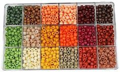 Package of 2300 Pieces Assorted Earthtone Color Pony Beads in Plastic Storage Box Pony Beads,http://www.amazon.com/dp/B005LD2J8W/ref=cm_sw_r_pi_dp_gldrtb1RJNXE46K6