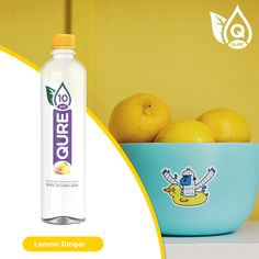 Inspired by Nature. Refined by Qure. Flavor that makes you go aahhh! Best Flavored Water, Let Them Talk, Make It Yourself, Inspired, Nature, How To Make, Naturaleza, Nature Illustration, Scenery