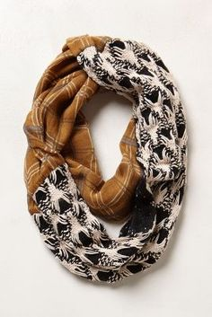 whitetail infinity scarf