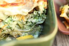 Learn how to make delicious Gluten Free Vegetable Lasagna straight from the experts at Jovial Foods. Gluten Free Lasagna Noodles, No Noodle Lasagna, Gluten Free Pasta, Quick Recipes, Gluten Free Recipes, Brown Rice Pasta, Nutritious Meals, Squash, Zucchini
