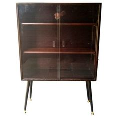 check out this item at one kings lane midcentury modern bookcase