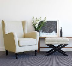 relax in style wingback lounge chairs neds furniture in style